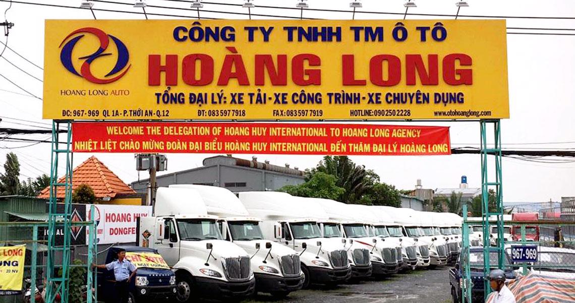 Giới thiệu - Ô Tô Hoàng Long