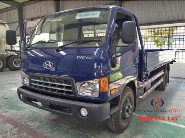 Hyundai 7s thùng lửng