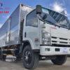Isuzu 3 tấn NK550 thùng kín