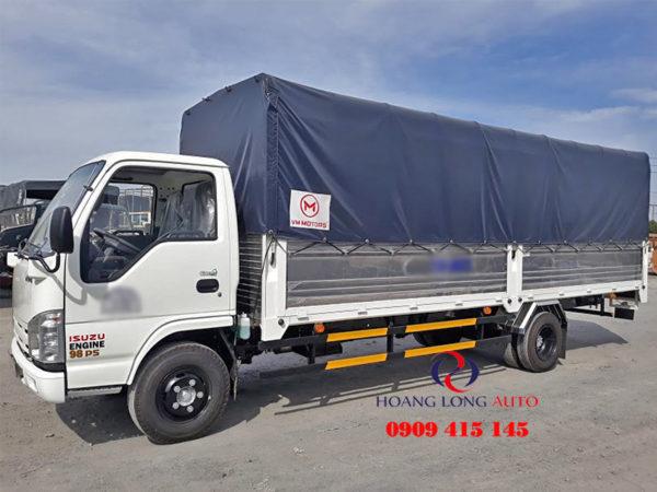 Xe tải Vĩnh Phát 1t9 thùng mui bạt
