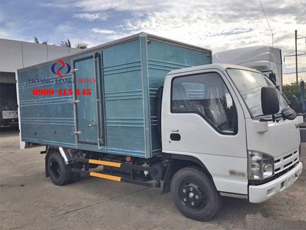 Xe tải Vĩnh Phát 3t5 thùng kín