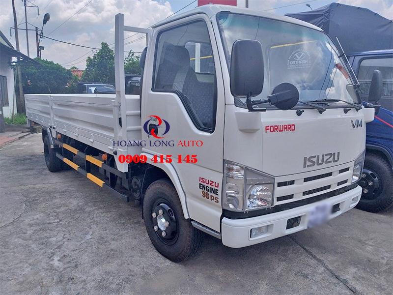 Xe tải Vĩnh Phát 1t9 thùng lửng