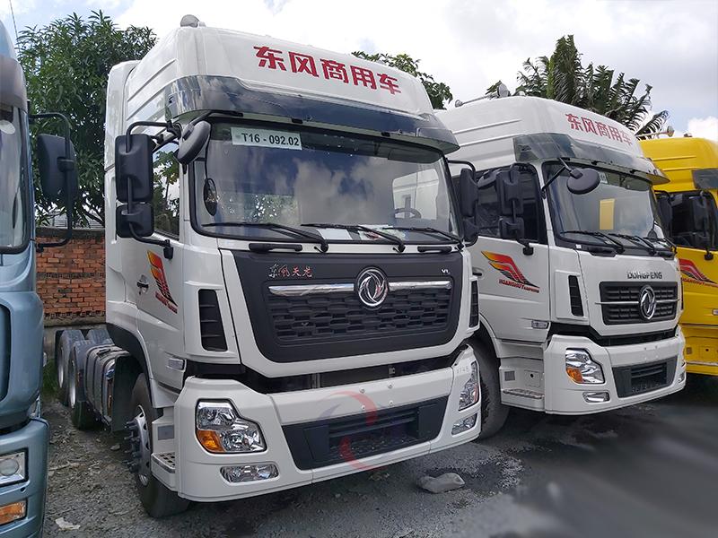 Xe tải đầu kéo dongfeng 2019