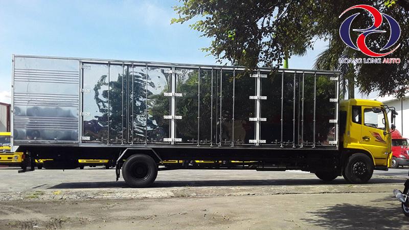 Thùng xe tải Dongfeng