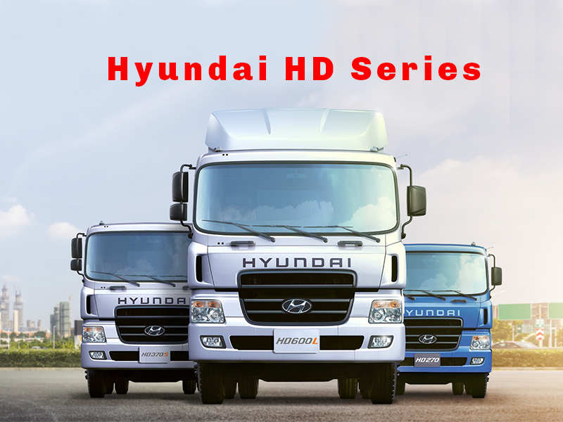 Hyundai HD Series