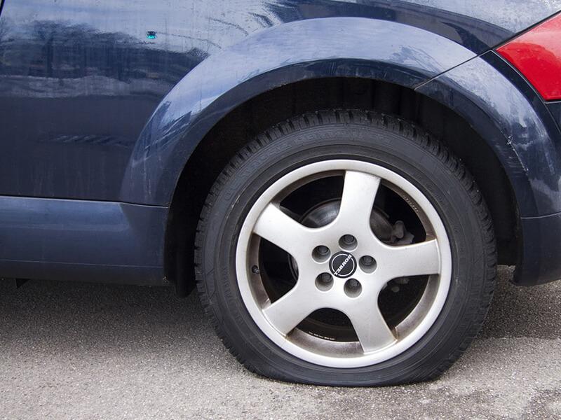 Lốp xe ô tô mấy năm phải thay