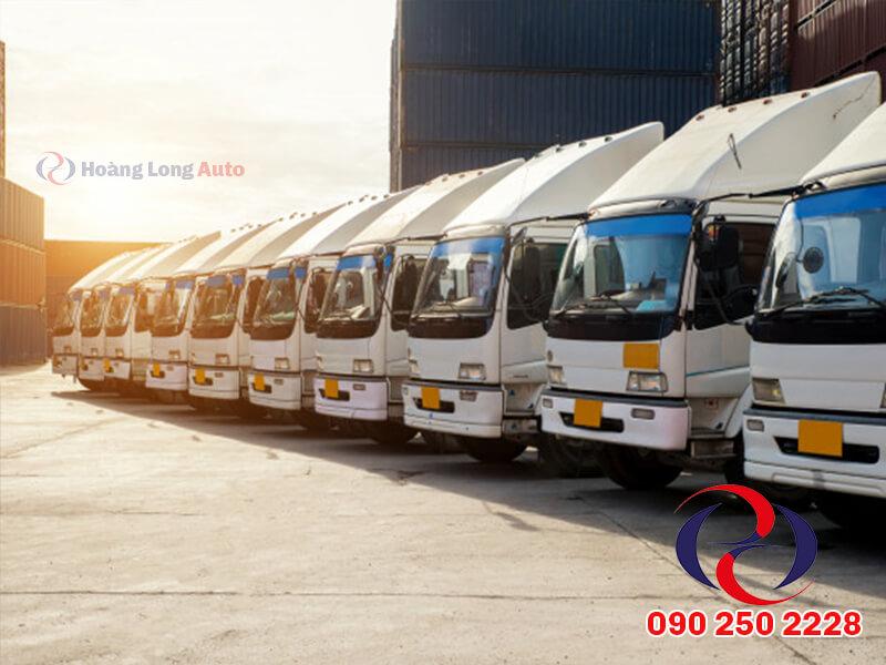 mua xe tải trả góp tại tp hcm