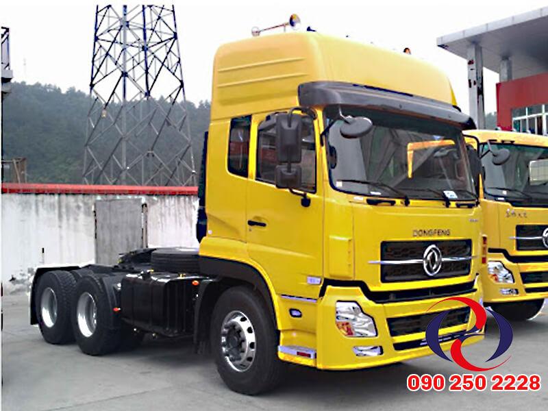 Xe đầu kéo Dongfeng L375