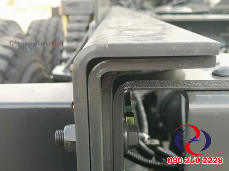 Chassis 3 lớp