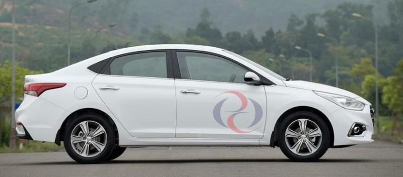 Hyundai Accent thuộc dòng Sedan
