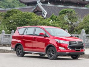 Toyota Innova- Xe MPV thông dụng nhất tại Việt Nam