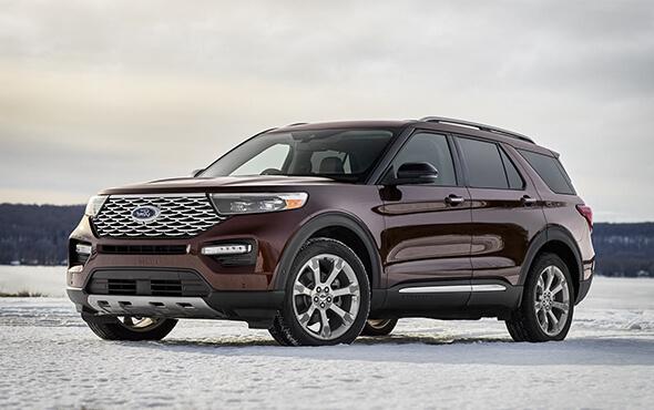 Ford Explorer 2020 SUV