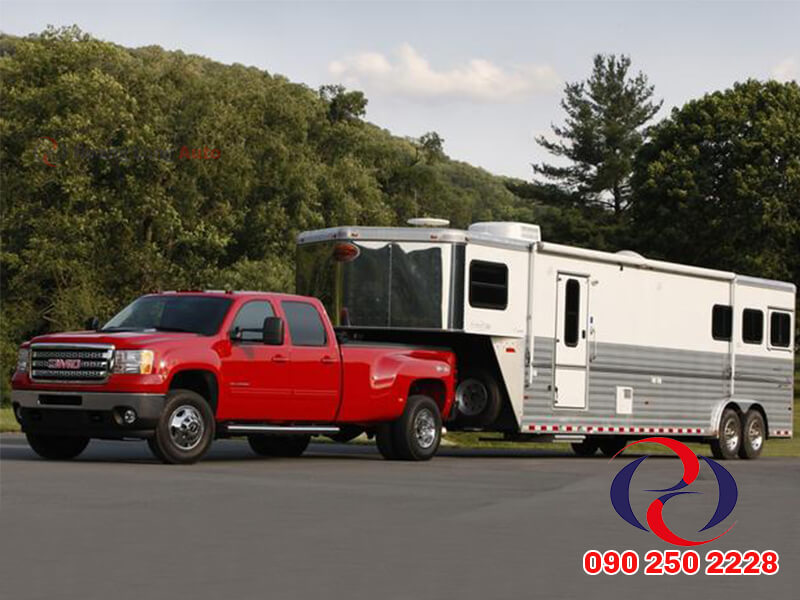 Xe Pickup và trailer- sự kết hợp hoàn hảo