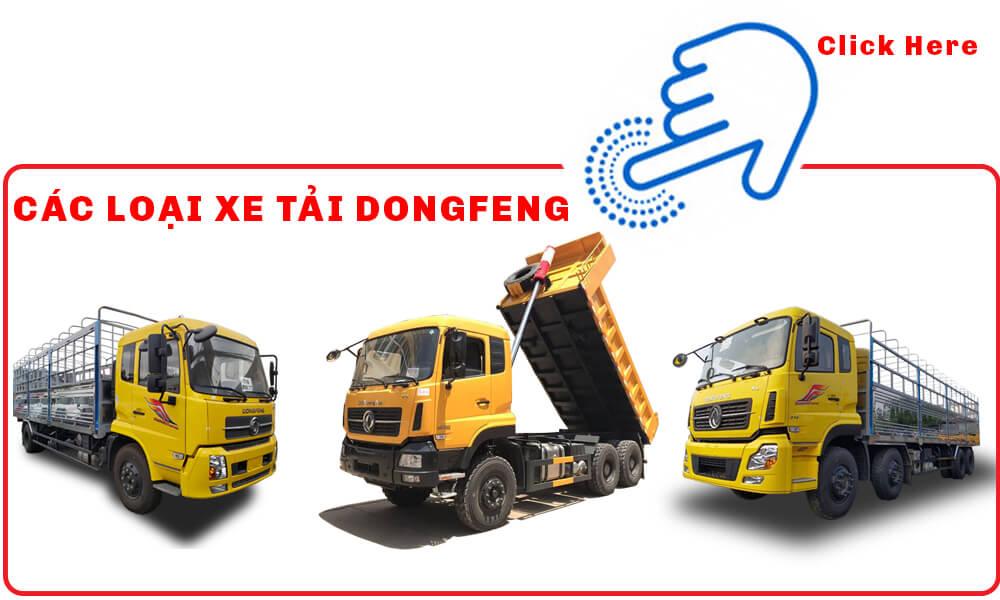 Giá xe tải Dongfeng- Click vào hình để xem chi tiết