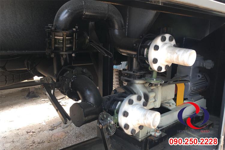 mooc chở xăng dầu CIMC