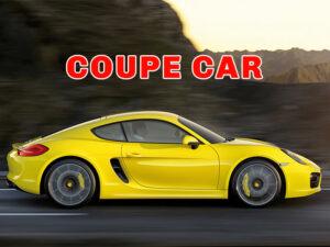 Xe coupe là gì