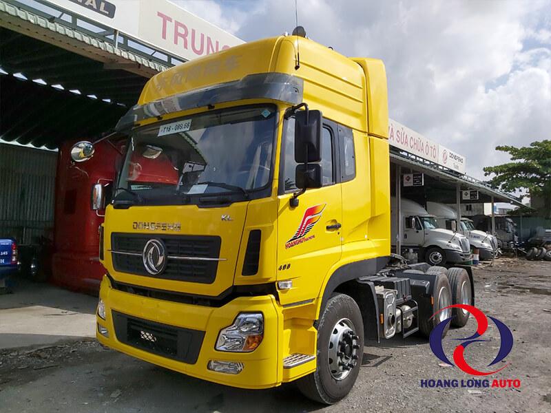 đại lý xe tải Dongfeng
