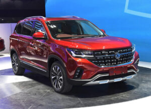 Xe Dongfeng T5