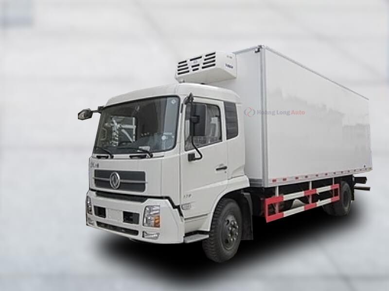 Giá Dongfeng thùng đông lạnh