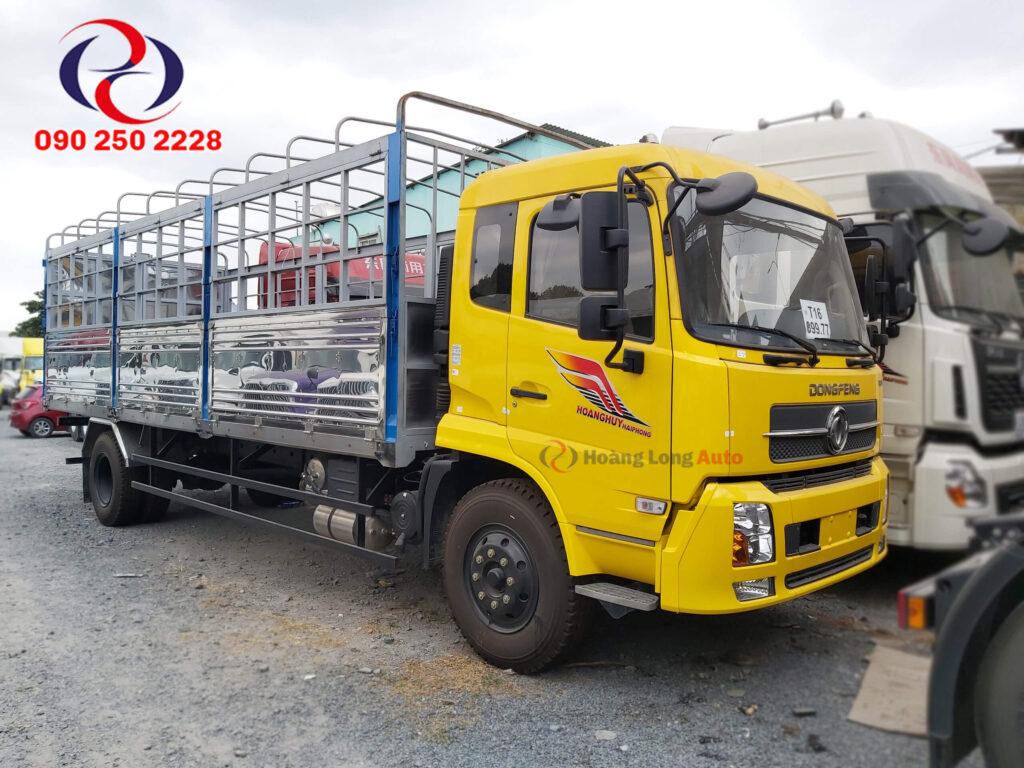 xe tải dongfeng 7 tấn