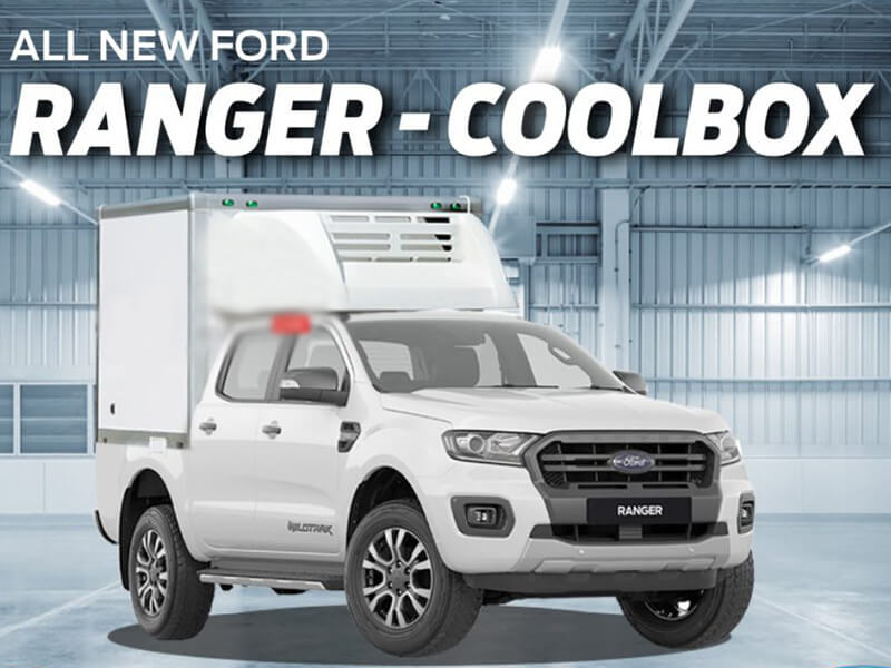 FordCarryboy Cool Box