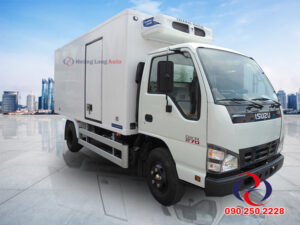 Xe tải đông lạnh 2 tấn isuzu
