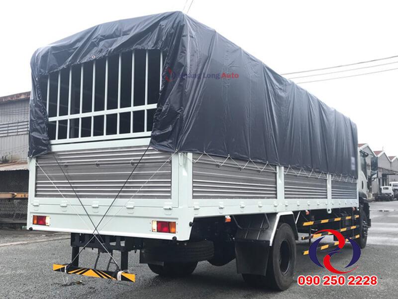 Thùng xe dài 7m2