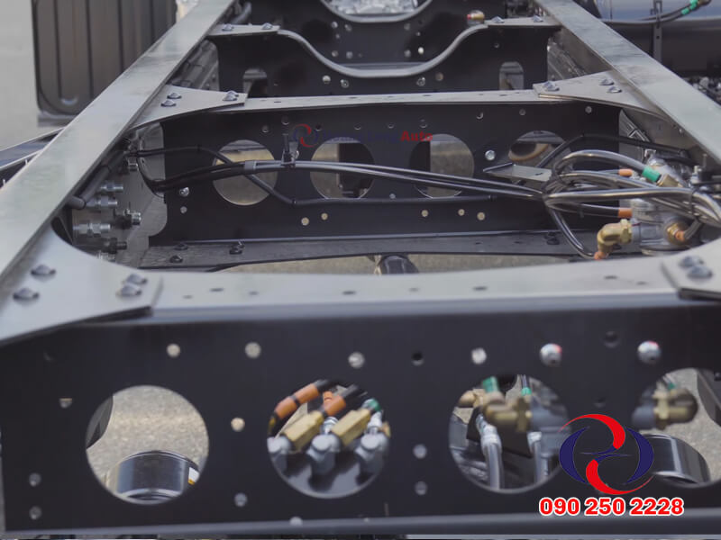 Khung chassis cứng cáp