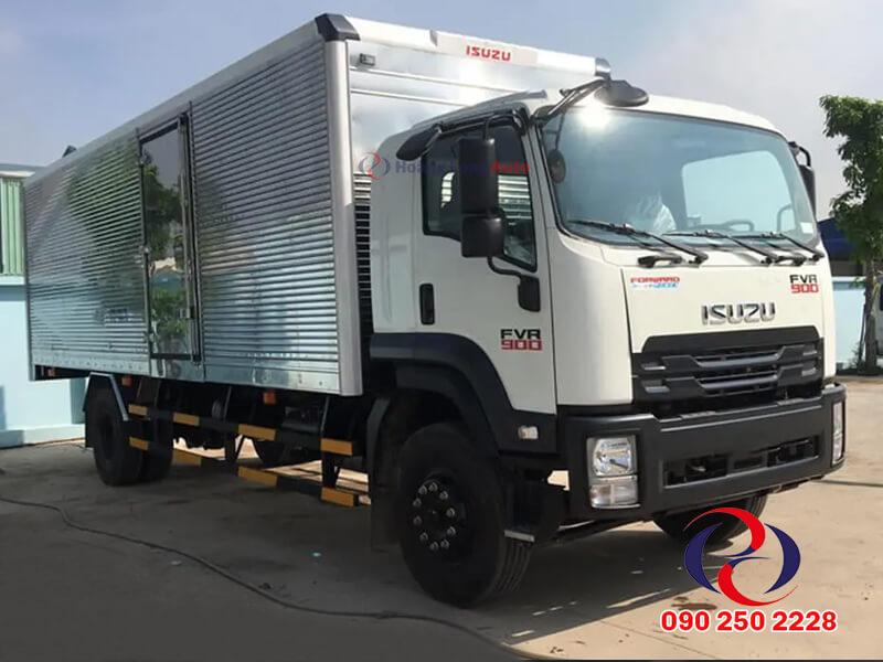 FVR 900 thùng kín
