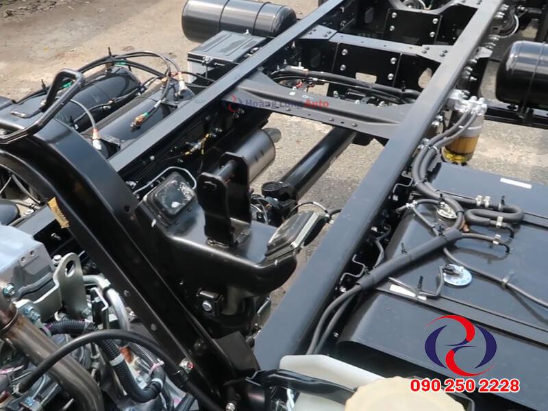 Khung chassis chất lượng Nhật Bản