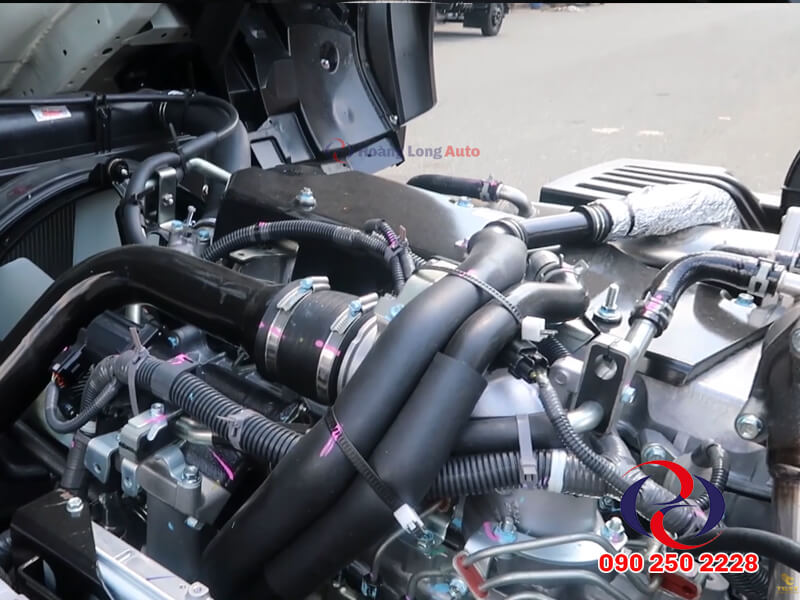 Động cơ Isuzu 6HK1E4SC
