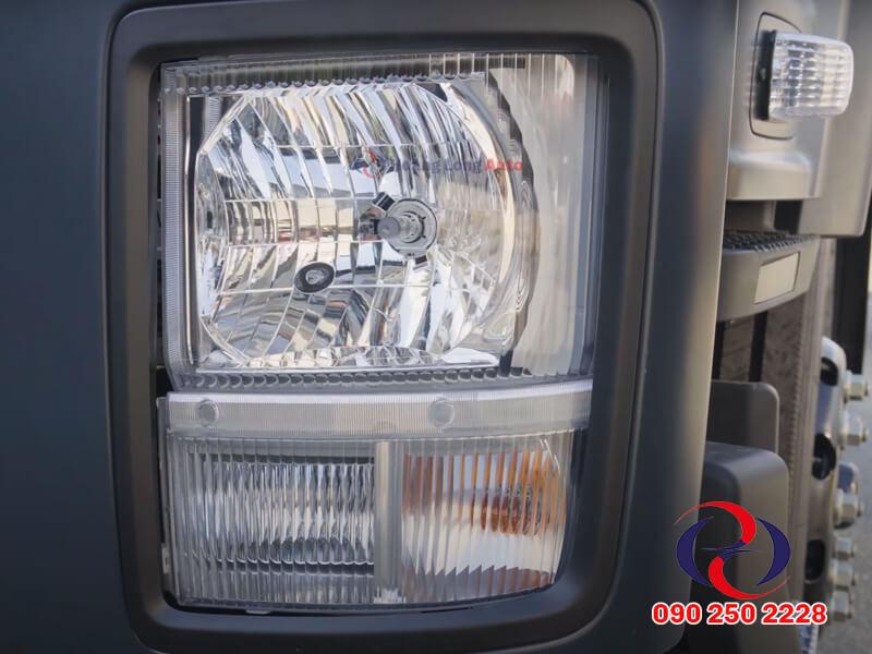 Hệ thồng đèn đầu xe