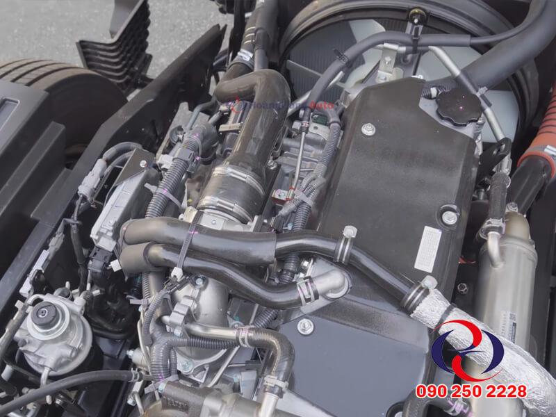 Động cơ Isuzu 6HK1E4NC