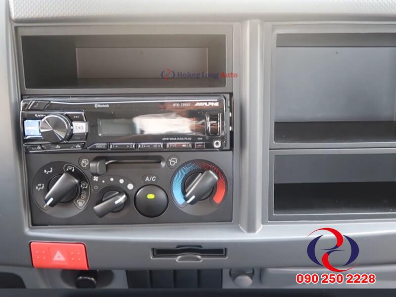 Hệ thống nút điều chỉnh tap lô