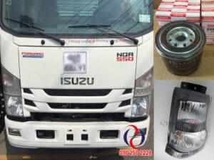 Phụ tùng xe tải Isuzu