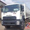 Xe tải Isuzu 3 Chân