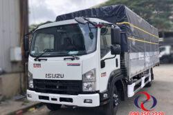 Xe tải Isuzu 6t5