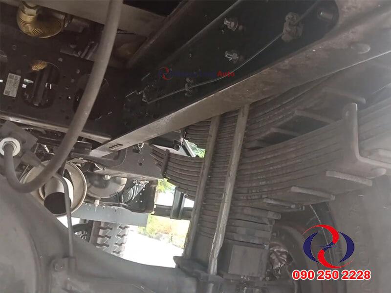 Khung gầm chassis cứng cáp