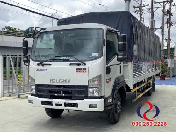 Isuzu Frr650