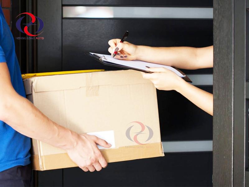 Gross weight là tổng tải trọng hàng hóa sau khi đóng gói