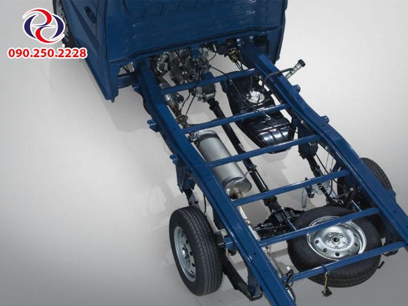 chassis là gì